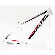 Quadro Aro 29 Totem Zesty Aluminio Bicicleta Bike Mtb