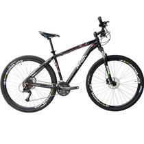 Bicicleta Mazza Ninne Aro 29 24 Marchas Shimano Freio Disco