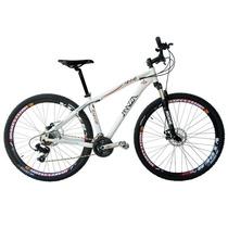 Bicicleta Mazza Ninne Aro 29 21 Shimano Marchas Freio Disco