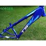 Quadro Bicicleta Aluminio Tsw 26 Azul 211392
