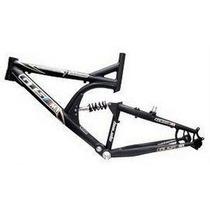 Quadro Aluminium Gtsm1 Modelo Spring Full Suspension Bike