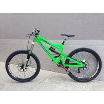 Bicicleta Dirt Bomb X, Downhill (não Specialized, Não Scott)