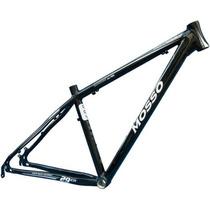 Quadro Bicicleta Mtb Mosso Odyssey 29 Preto E Cinza