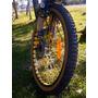 Pneu Grosso Aro 26 X 2.40 Faixa Marrom P/ Sua Bike