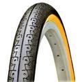 Pneu Slick Fx. Amarela 20 X 1.75 Kenda Bike Promoção Aro 20