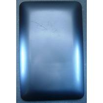 Tampa Traseira Prata + Botões Para Tablet Wm-8650 Wm-8605