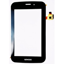 Tela Touch Tablet Genesis Gt 7340 Gt-7340 7 Polegadas Preto