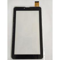 Tela Touch Screen Tablet Dl Tx-254 3g Dual Chip 7 Polegadas
