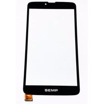 Tela Touch Tablet Ta0708 Semp Toshiba 7 Polegadas Preto Bran
