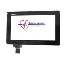 Tela Touch Genesis Gt 7200 Tablet Original Pronta Entrega