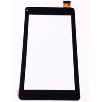 Tela Touch Tablet Cce Tf74w Tf742 7 Polegadas Original + Fit