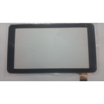 Tela Vidro Touch Tablet How Max Quad Preto Exclusivo