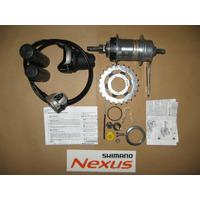 Kit Câmbio Cubo Contra Pedal Shimano Nexus Inter 3