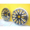 Coroa Monobloco Para Bicicletas Vários Modelos.