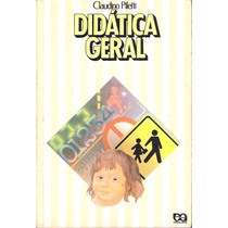 Livro Didática Geral Claudio Piletti 15ªed.