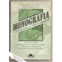 Monografia E Apresentação De Trabalhos Científicos - Parra