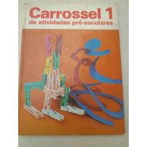 Carrossel De Atividades Pré-escolares 1 - Editora Salamandra
