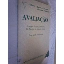 Livro - Avaliação - Pedagogia