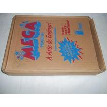 * Coleção Mega Projetos A Arte De Ensinar 6 Volumes