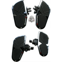 Jogo Plataforma Dianteira E Traseira Shadow 750 Wing Jj