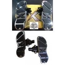 Jogo Plataforma Dianteira Traseira Sport Shadow 750 Jj
