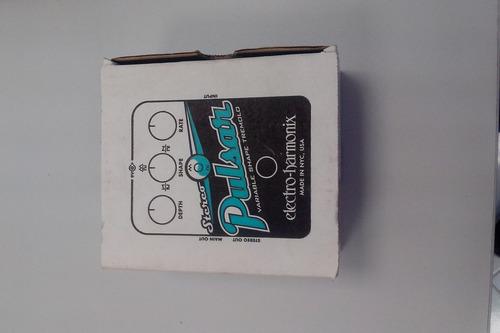 pedal tremolo electro harmonix pulsar r 695 00 no mercadolivre. Black Bedroom Furniture Sets. Home Design Ideas