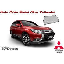 Rede Porta Malas Mitsubishi Nova Outlander Rede Retenção
