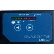 O Legitimo / Lançamento Testador De Diamantes Selector Ill