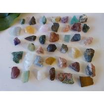Pedras Brasil- Linda Coleção De 50 Pedras Diferentes 50,00