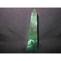 Obelisco De Cristal De Quartzo Verde Aventurine Promoção