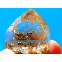Cristal Com Rutilos