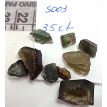 Lindo Lote De Turmalina Verde Cod. 5003