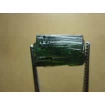 Turmalina Verde Coleçao= 8cts= 12x6x5m Linda Peça