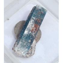 Cianita Azul Mineral Bruto De Coleção N404