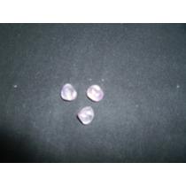 Lote 3 Pedras 100% Natural Ametista