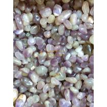 Pedras Roladas Ametista 500 G Semi Preciosas 2 A 4 Cm