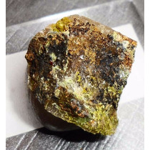 Mimetita Da França Pedra Bruta De Coleção
