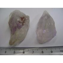 Rb1053 - Pedra Mineral Quartzo Ametista Bruta Lote Coleção