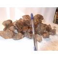 Pedras Preciosas,cristal Branco Rutilado,bruto L.48