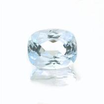 Pedra Preciosa Natural Agua Marinha; Frete Gratis J6829