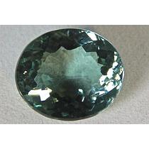 Rsp 523 Linda Ametista Verde Claro 21,3x18,3mm Com 25,25 Ct