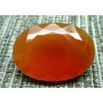 19,56 Cts Pedras Preciosas Lindissima Carnelian Oval