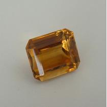Citrino, Pedra Preciosa Natural, Padrão Topázio, Cód 3323