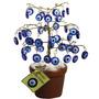 Árvore Da Felicidade Olho Grego Turco/sorte E Proteção P/ Vc