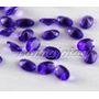 Lote Lindas Ametistas Violetas Oval 20 Pedras 5mm Fretegráts