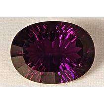 Rsp 168 Linda Ametista Púrpura Oval Com 18 Ct