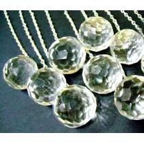 Esfera/ Bola De Cristal Rocha Multifacetada/feng Shui/20 Mm