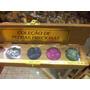 Coleção Pedras Preciosas No Baú De Madeira/ Souvenir Brasil