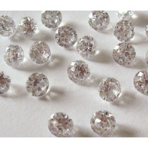Frete Gratis Diamante Legitimo 2 Ponto.brilhante 10 Pedras.