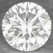 Diamante Natural Branco 1.75 Cts Com Certificado 7,57 Mm